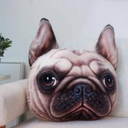 Grand cousin chien carlin 3D