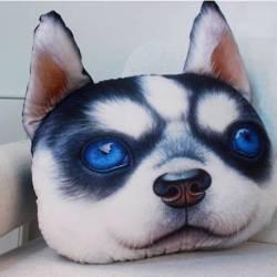 Grand cousin chien husky 3D